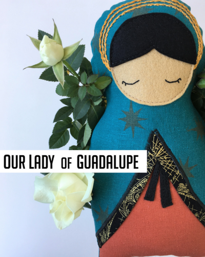 Guadalupe Doll